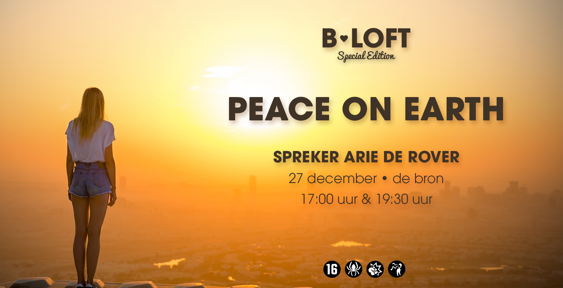B.LOFT 27-12-2015 Peace on Earth