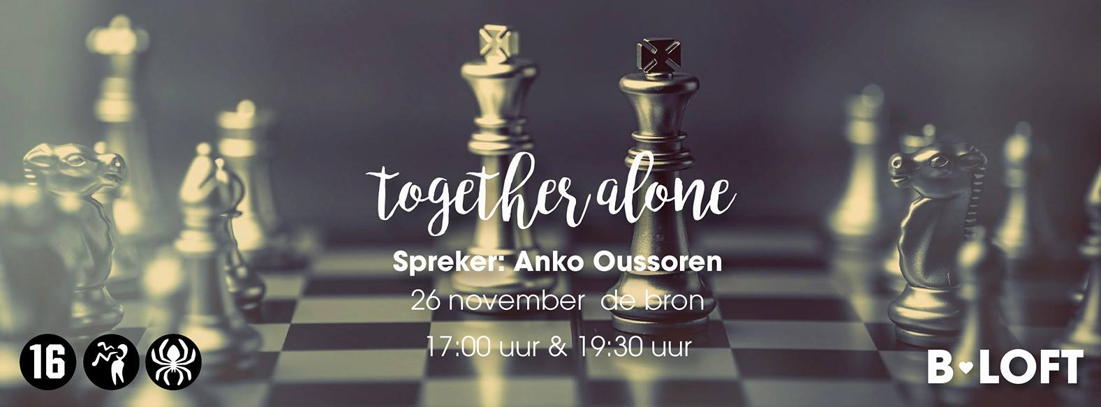 B.LOFT 26-11-2017 Together Alone